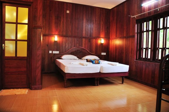 Special Kerala Wooden Bungalow